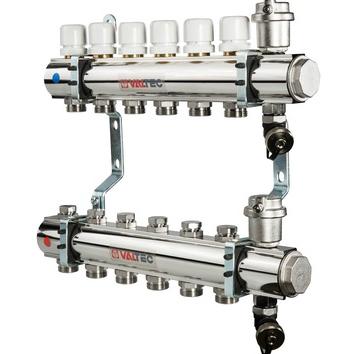 Коллекторы Valtec для радиаторов отопления (коллектор Валтек)