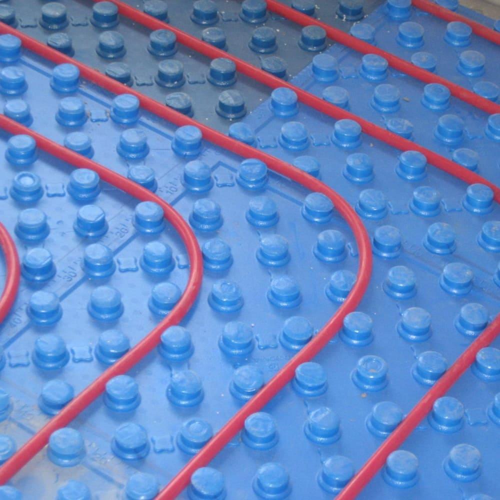 Мат с бобышками Format для теплого пола Формат
