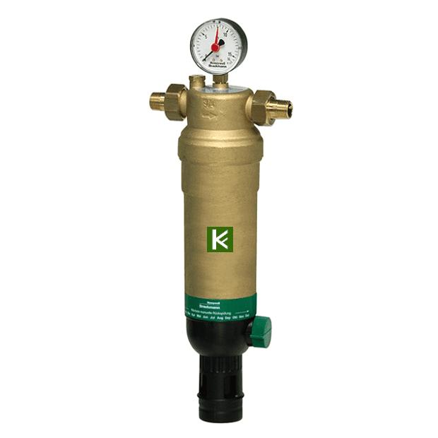 Фильтры для горячей воды Honeywell F76S с обратной промывкой (Хоневелл)