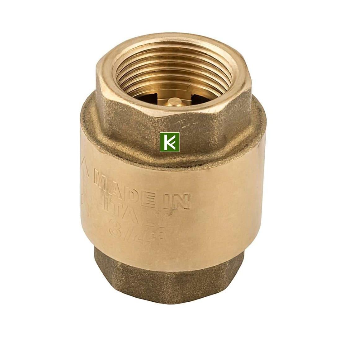 Обратные клапаны ELSEN пружинные с металлическим затвором (Элсен)