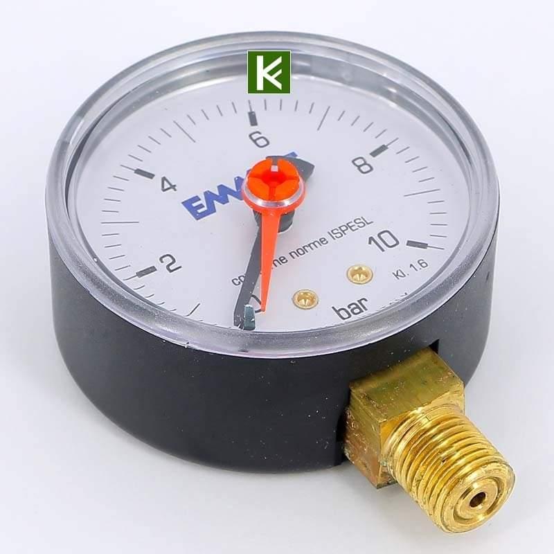 манометр Еммети для отопления