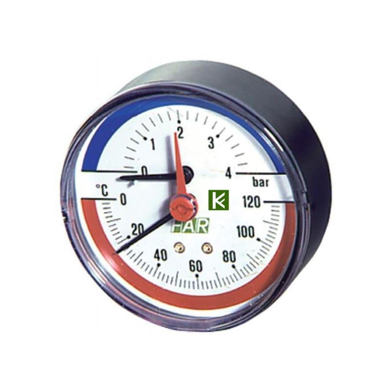 Термоманометры FAR (Фар)