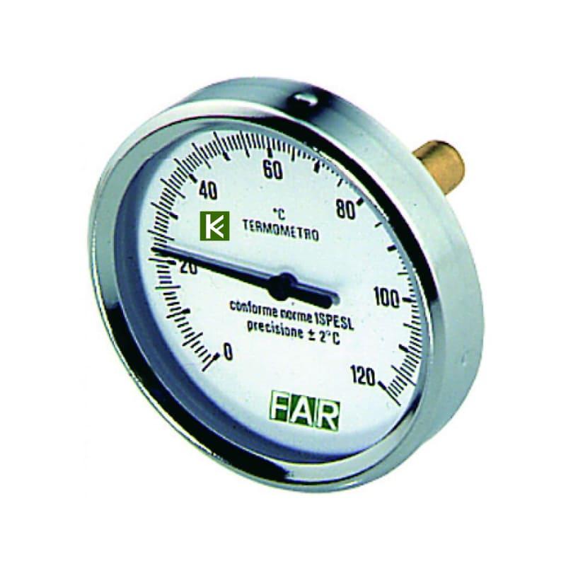 Термометры FAR с торцевым соединением (ФАР)