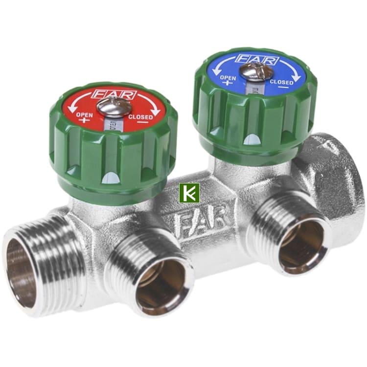 FAR FK 3821134 Фар коллектор для воды (коллекторы водоснабжения)