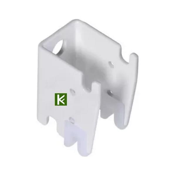 Настенный кронштейн Zehnder CVD 2 зажимной 795051