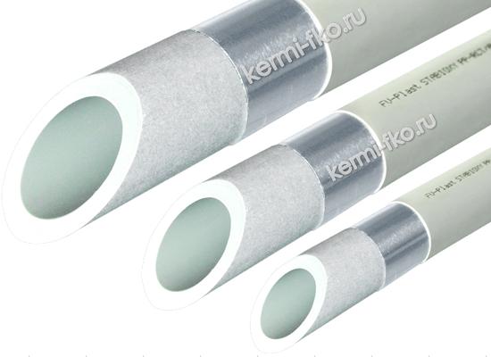 Полипропиленовые трубы FV Plast STABIOXY - труба ФВ Пласт с кислородным барьером