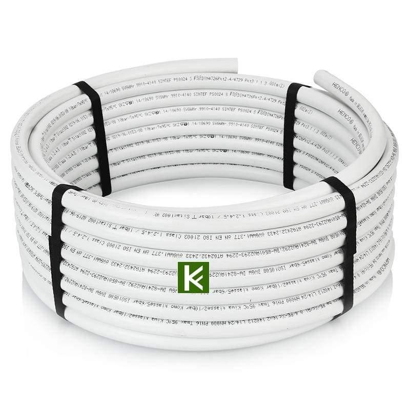 Трубы для теплого пола Henco Standard PE-Xc/AI/PE-Xc (трубы Хенко)