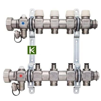 Коллекторы Kermi SFV для радиаторов отопления (коллектор Керми)