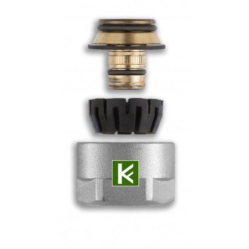Резьбозажимное соединение (евроконус Керми) Kermi