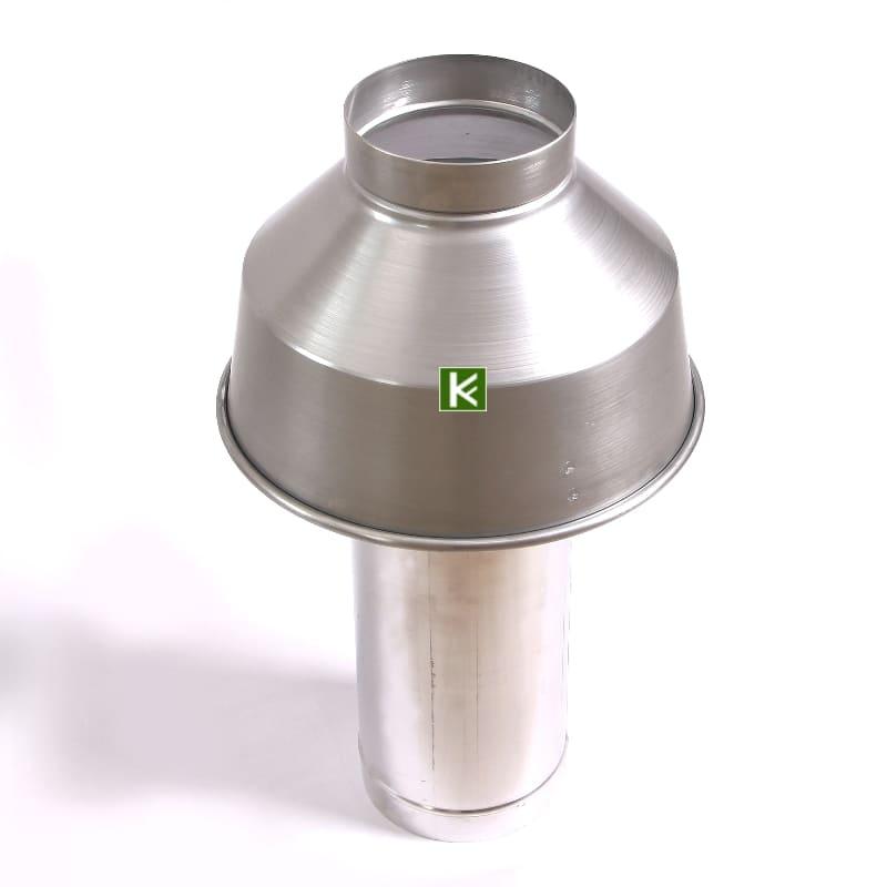 Комплект стабилизатора тяги Baxi Kit Cappa D160 для SLIM 1.400 iN, 1.490 iN