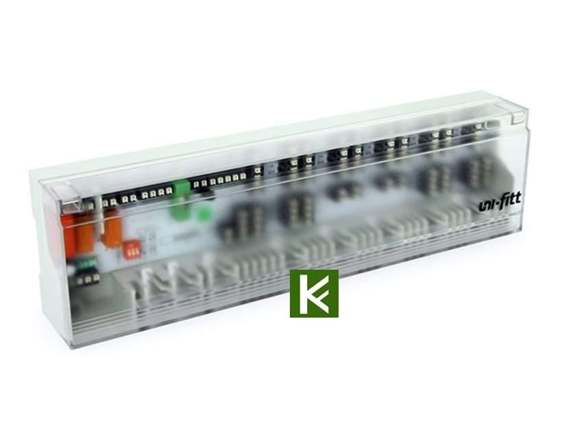 Базовые управляющие модули Uni-Fitt - автоматика для водяного теплого пола Юнифит