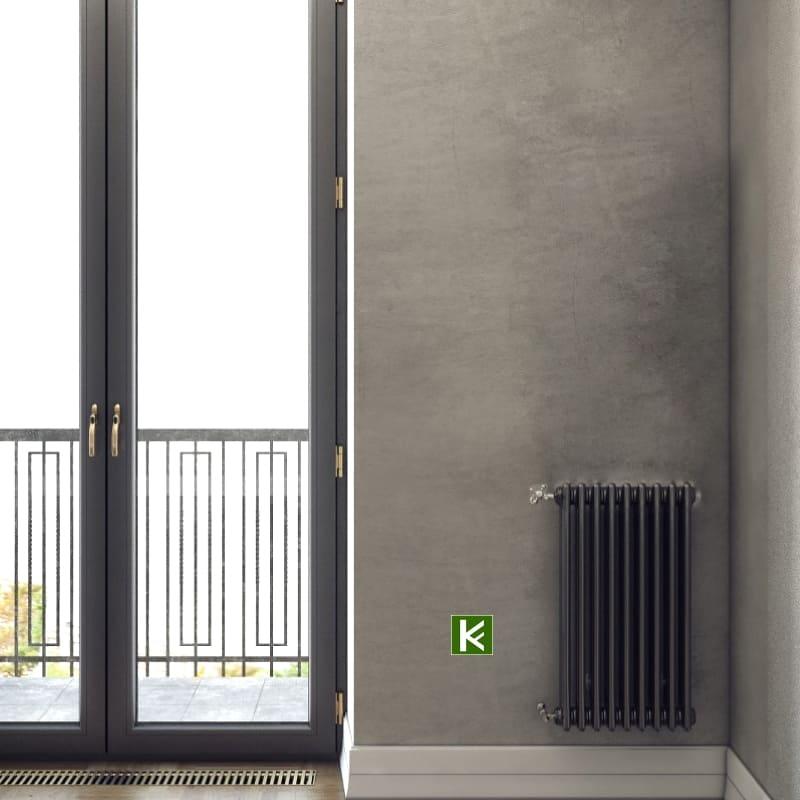 радиаторы отопления Arbonia 2057 (цвет Anthrazit-metallic)