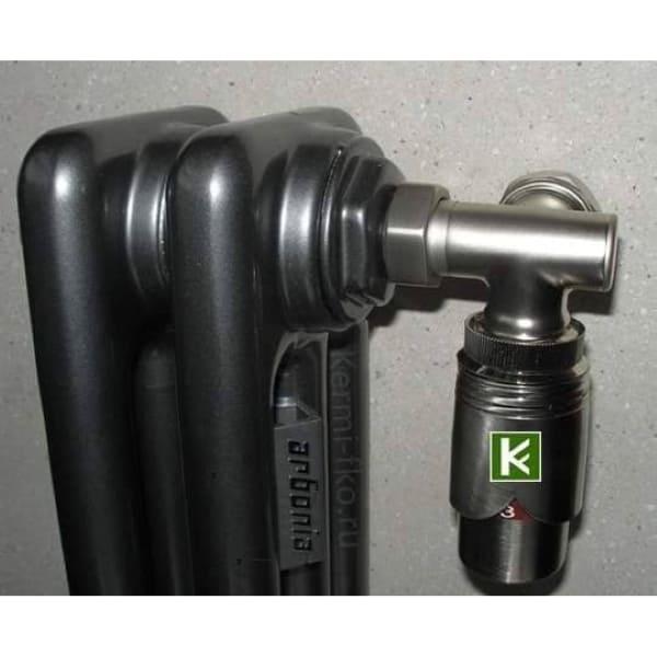 радиаторы отопления Арбония 2057 (Антрацит)