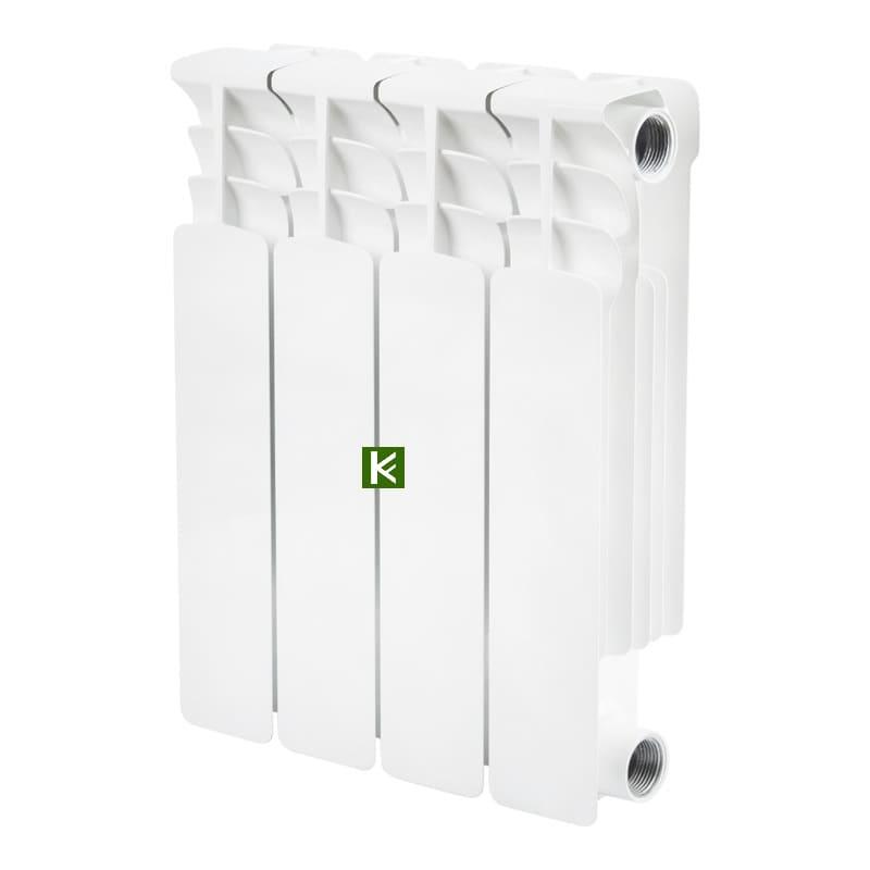 Радиатор Stout Space 350 4 секции (радиаторы отопления Стаут)
