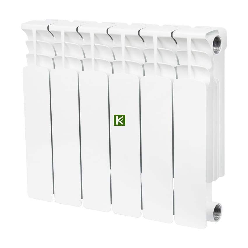Радиатор Stout Space 350 6 секций (радиаторы отопления Стаут)
