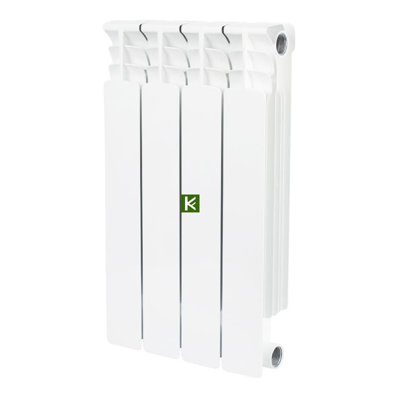 Радиатор Stout Space 500 4 секции (радиаторы отопления Стаут)