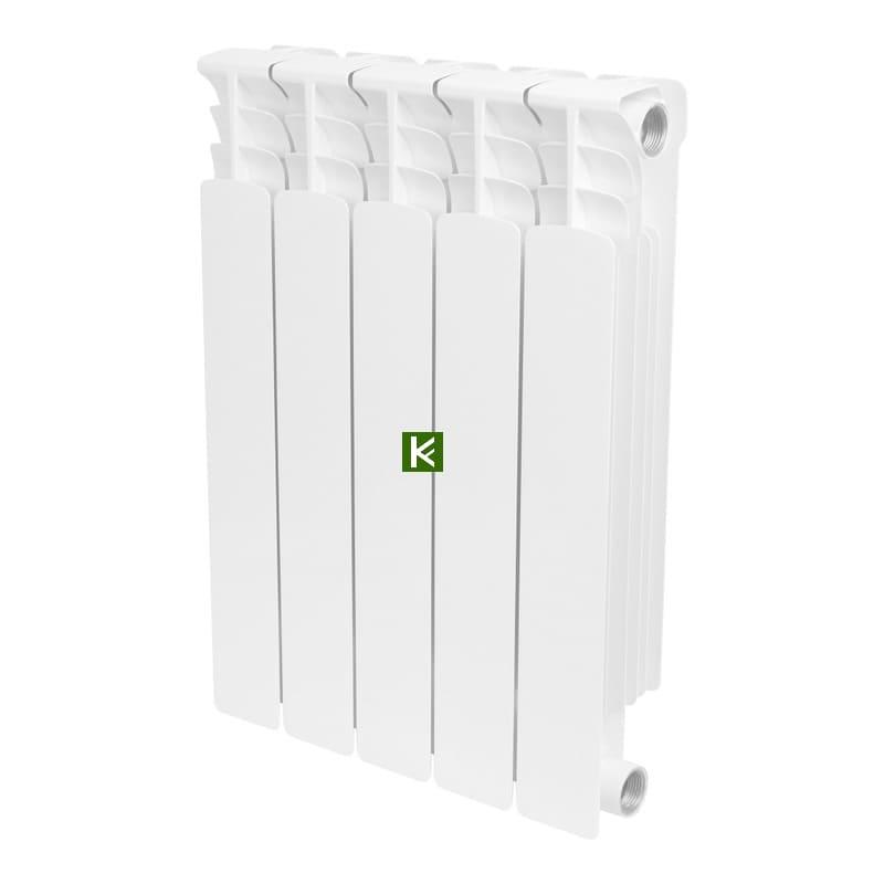 Радиатор Stout Space 500 5 секций (радиаторы отопления Стаут)