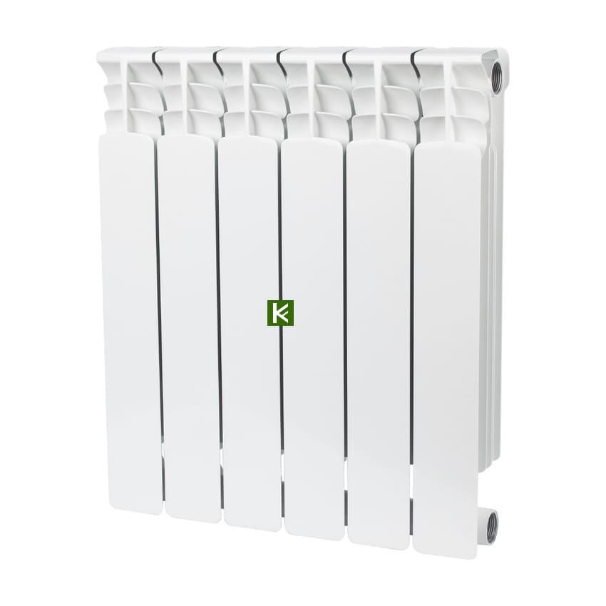 Радиатор Stout Space 500 6 секций (радиаторы отопления Стаут)