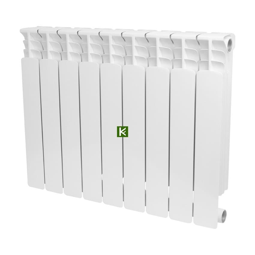 Радиатор Stout Space 500 9 секций (радиаторы отопления Стаут)