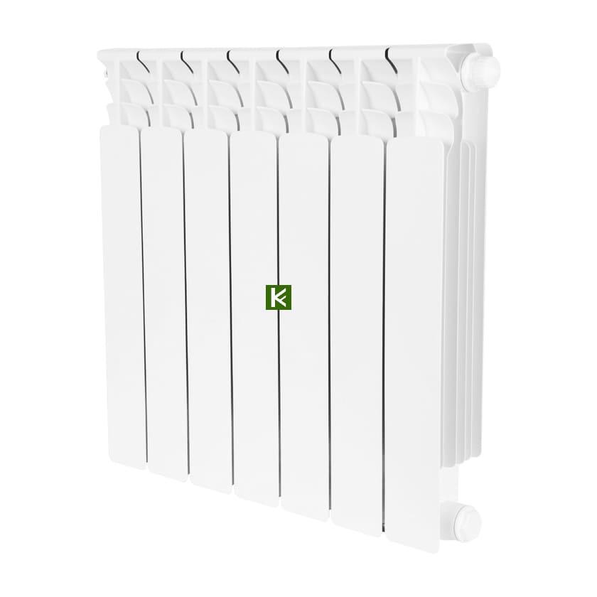 Радиатор Stout Space 500 7 секций (радиаторы отопления Стаут с нижним подключением)