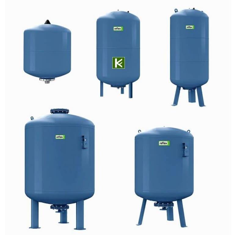Баки Рефлекс для систем водоснабжения