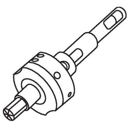 12484111001 Rautool Rehau Расширительная насадка для инструмента Рехау