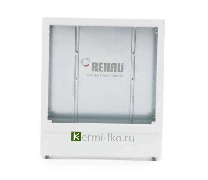Шкаф коллекторный встраиваемый Rehau UP - коллекторные шкафы Рехау