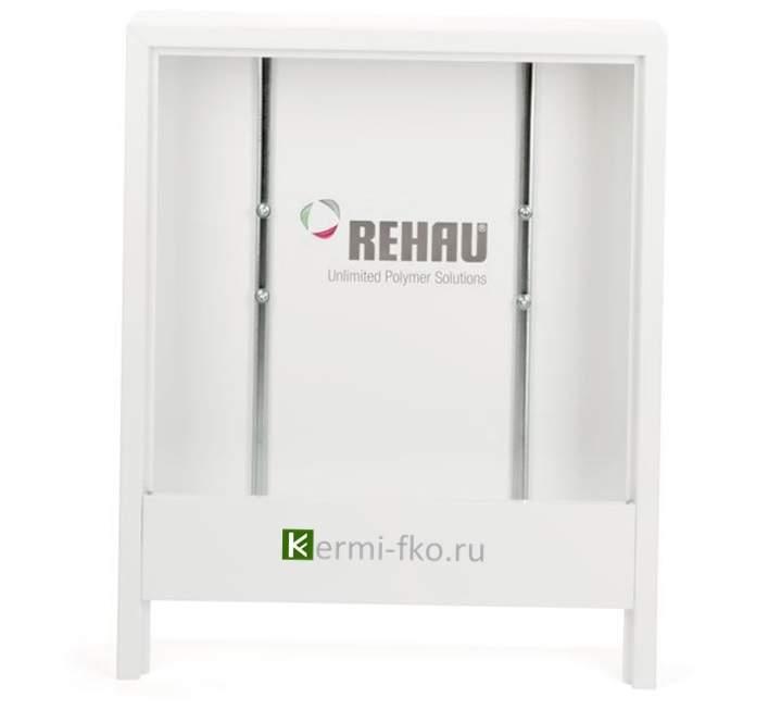 Шкаф коллекторный приставной Rehau AP - коллекторные шкафы Рехау