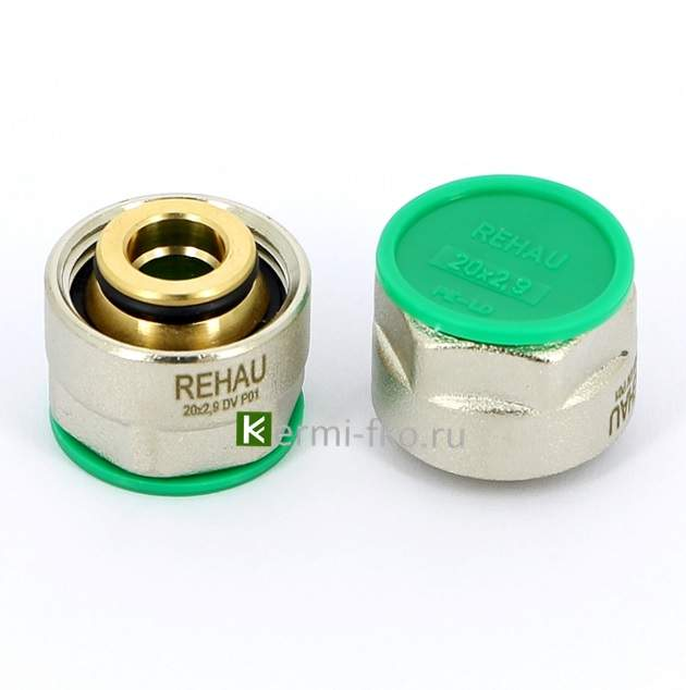 резьбозажимное соединение для труб рехау стабил 16 rehau stabil 12664521001 евроконус