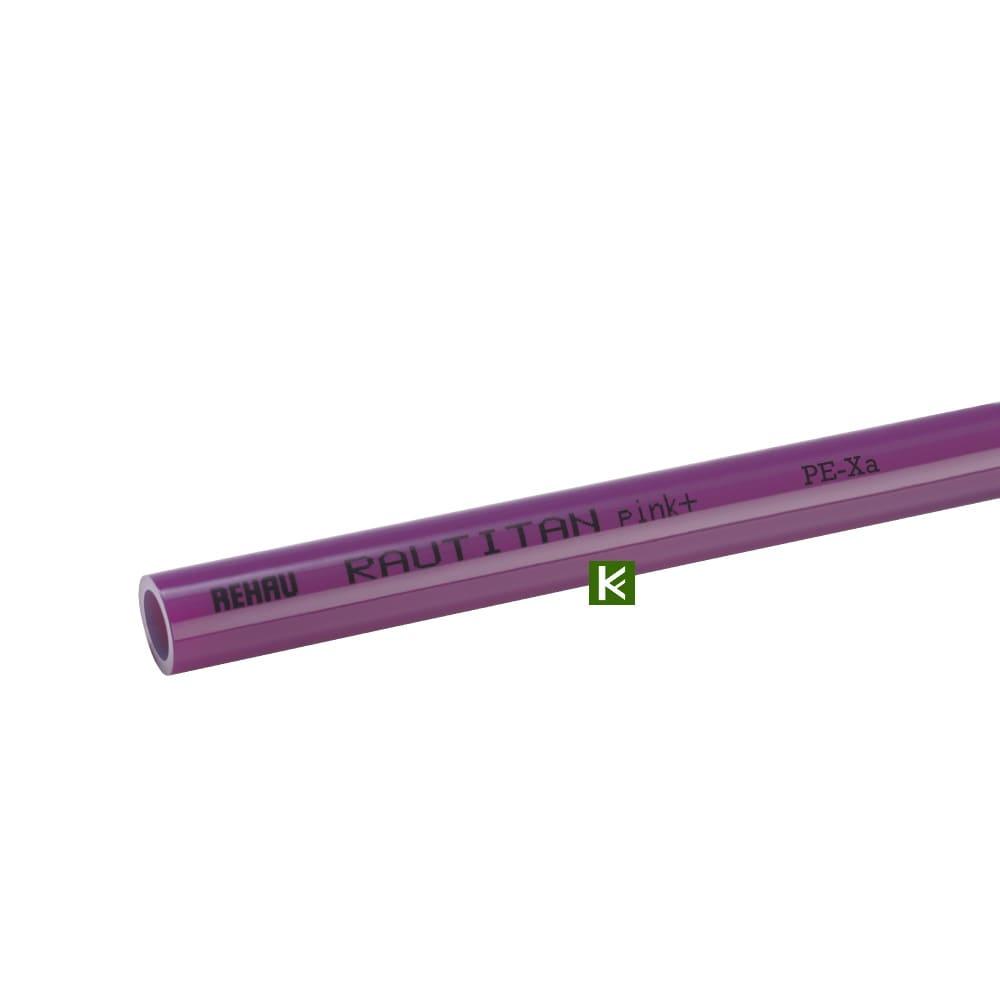 Труба Rehau Rautitan Pink plus 13360521120 Рехау