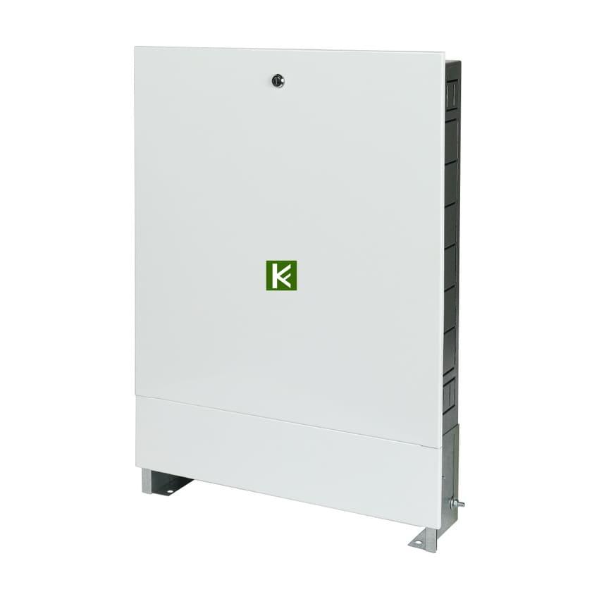 Шкаф коллекторный встраиваемый STOUT SCC-0002-000045 - коллекторные шкафы Стаут