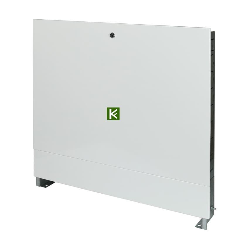 Шкаф коллекторный встраиваемый STOUT SCC-0002-000810 - коллекторные шкафы Стаут