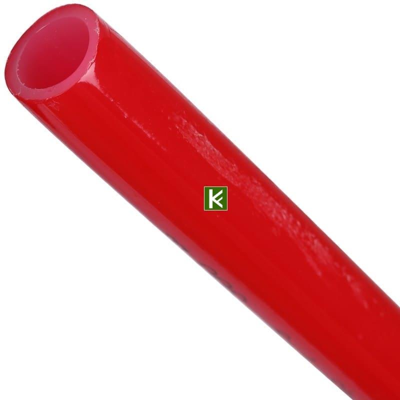 Труба Stout PEX-a красная