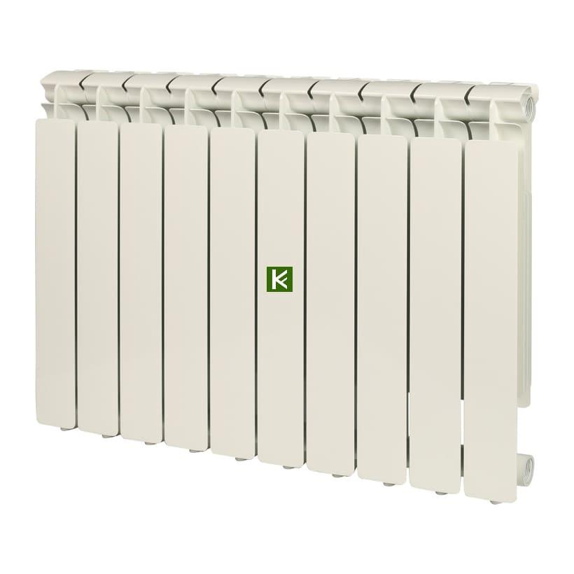 Радиатор STOUT BRAVO 500 10 секций - алюминиевые радиаторы отопления Стаут Браво