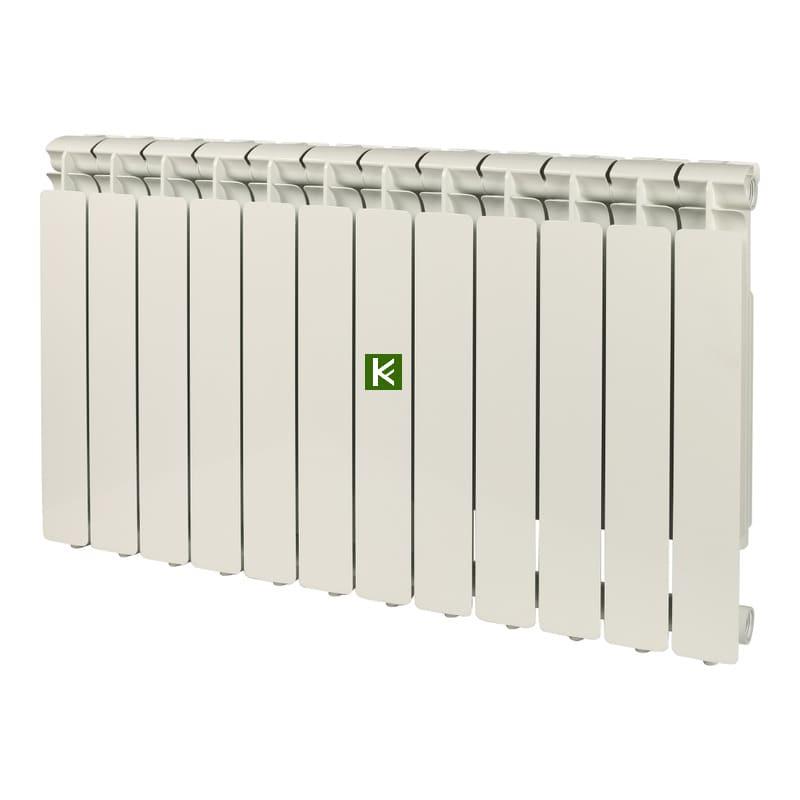 Радиатор STOUT BRAVO 500 12 секций - алюминиевые радиаторы отопления Стаут Браво