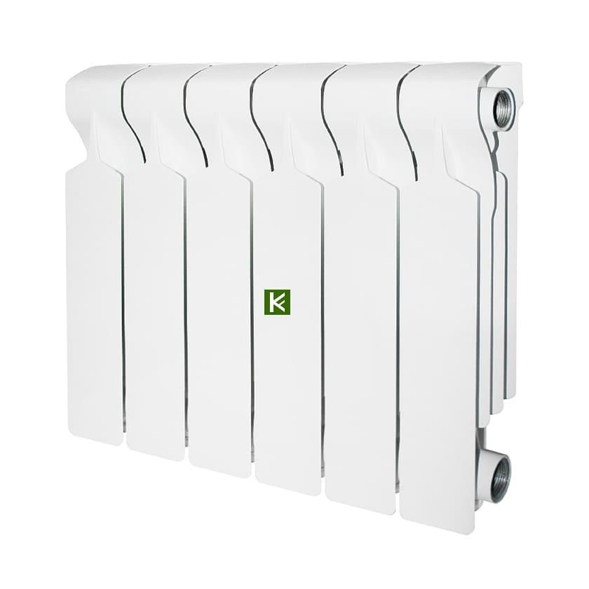 Радиатор STOUT VEGA 350 4 секции - алюминиевые радиаторы отопления Стаут Вега