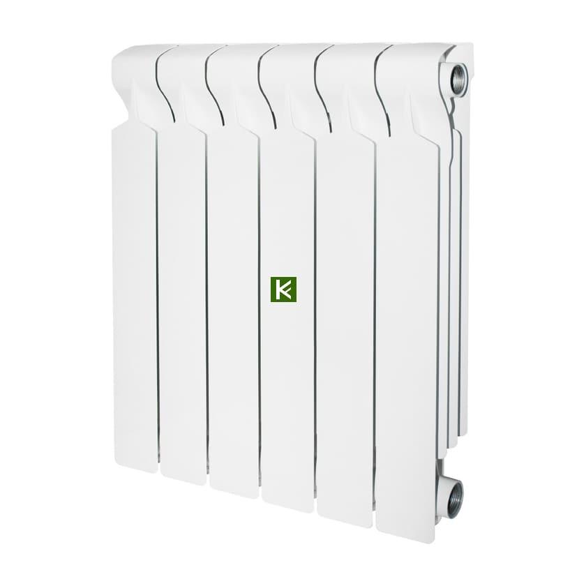 Радиатор STOUT VEGA 500 4 секции - алюминиевые радиаторы отопления Стаут Вега