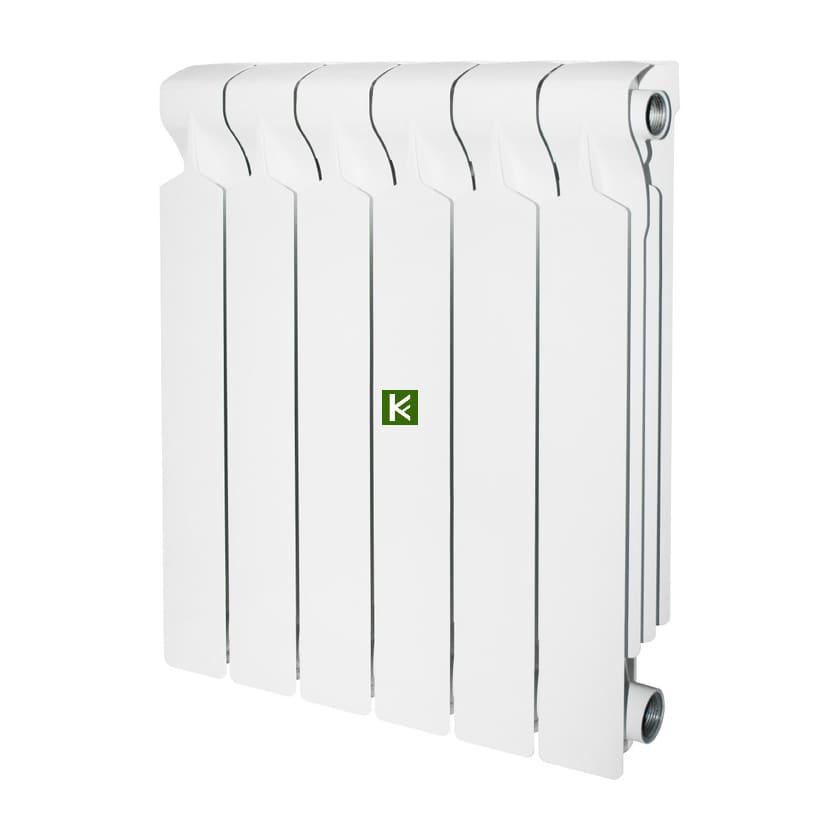 Радиатор STOUT VEGA 500 6 секций - алюминиевые радиаторы отопления Стаут Вега
