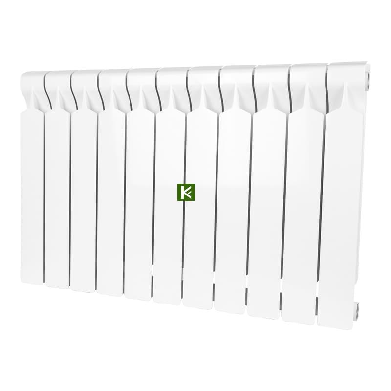 Радиатор STOUT VEGA 500 11 секций - алюминиевые радиаторы отопления Стаут Вега