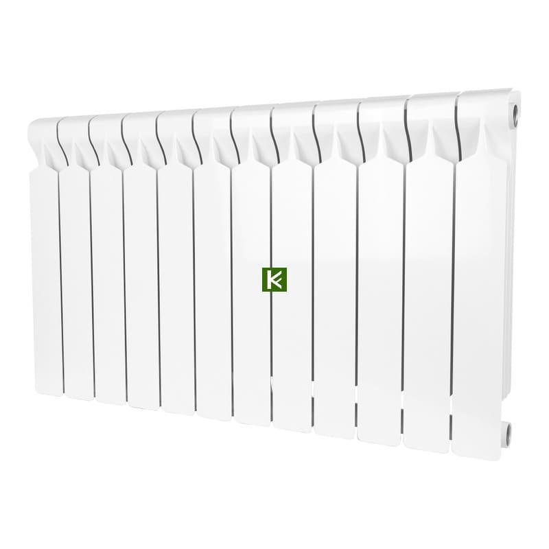 Радиатор STOUT VEGA 500 12 секций - алюминиевые радиаторы отопления Стаут Вега