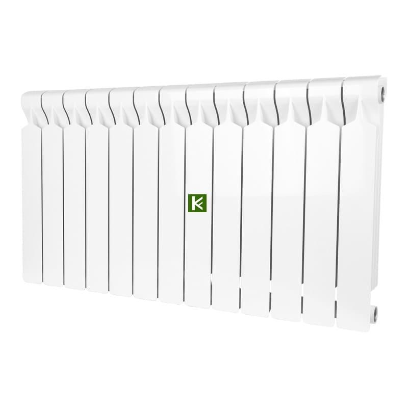 Радиатор STOUT VEGA 500 13 секций - алюминиевые радиаторы отопления Стаут Вега