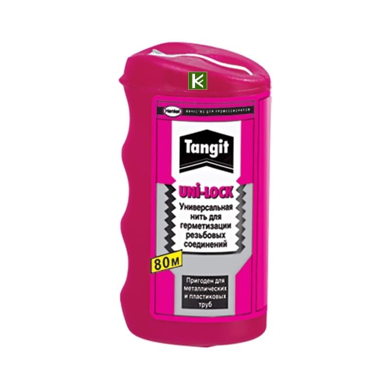 Нить для герметизации Tangit Uni-lock 80 м Henkel
