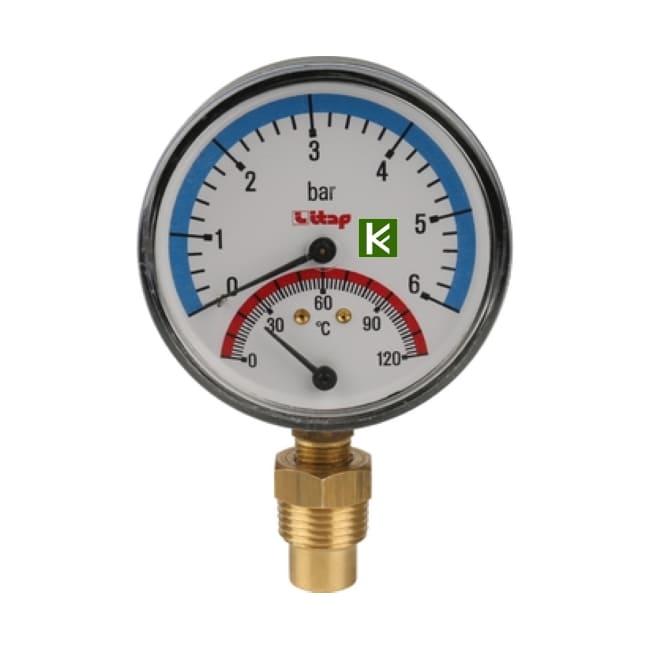 Термоманометры ITAP (Итап)
