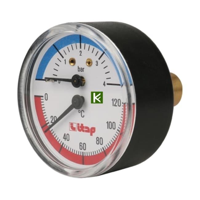 Термоманометр Itap 485