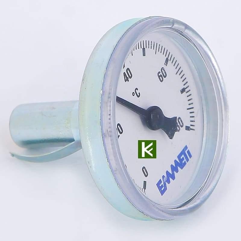 Термометр биметаллический для коллекторных групп EMMETI (Еммети)