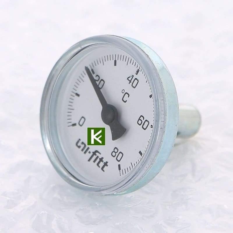 Термометры погружные аксиальные Uni-fitt (Юнифит)