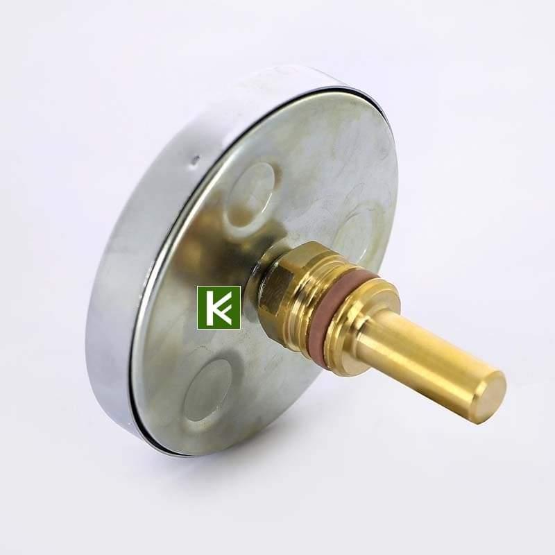 Термометр биметаллический самоуплотняющийся Watts F+R801SD (Ваттс)