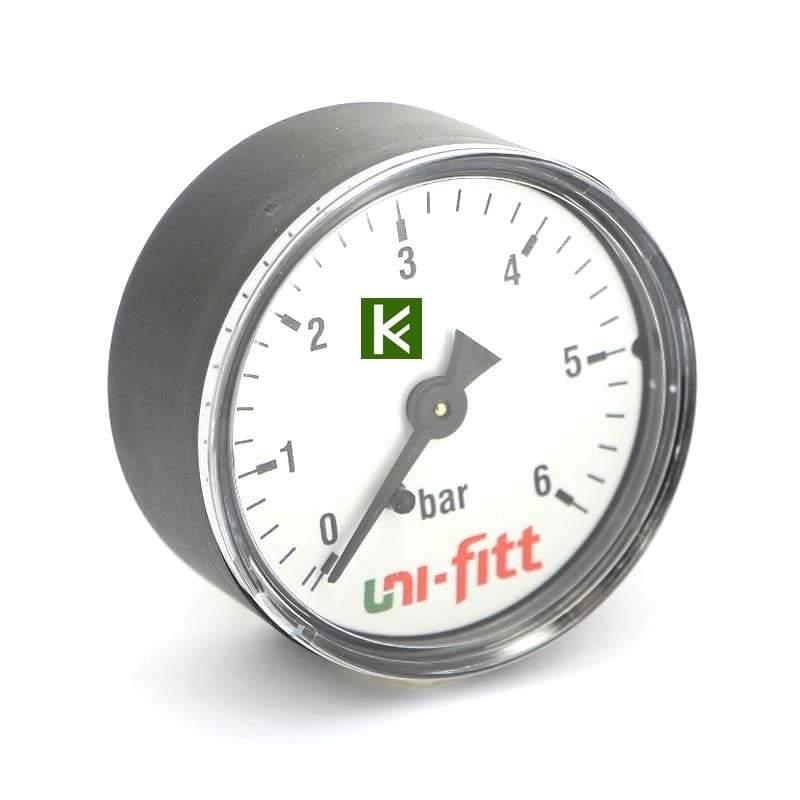 Манометры аксиальные Uni-fitt (Юнифит)