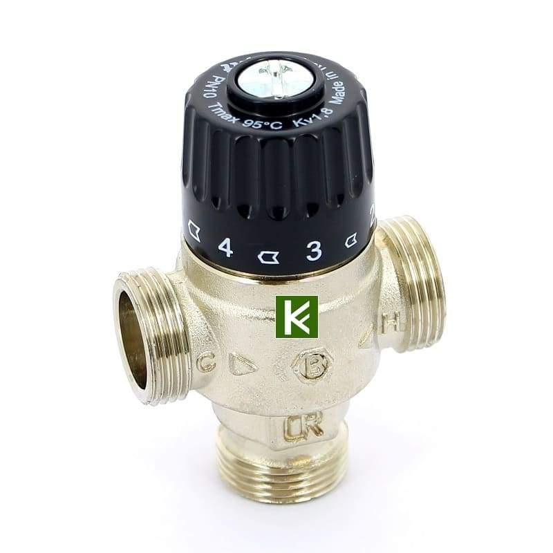 Трехходовой термостатический клапан Uni-Fitt 353N2230 Юнифит