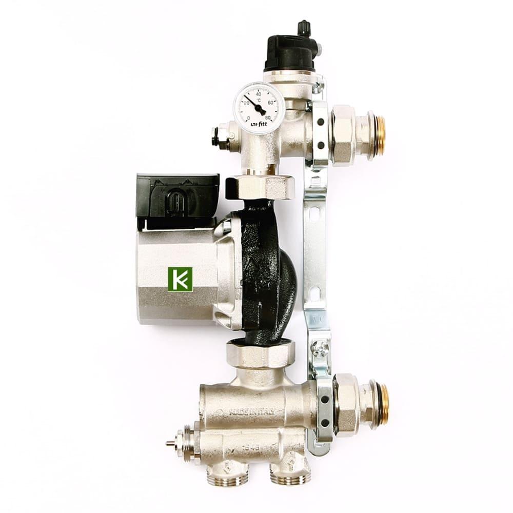 Смесительный узел Uni-Fitt Solomix 471N1200 Юнифит